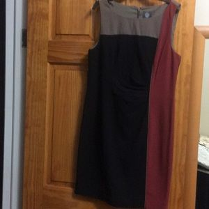 A dress for fall and winter